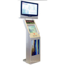 Vending Ticket Printer Touch Screen Kiosk