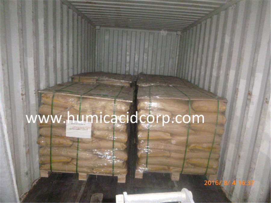 Humic Acid In Pallet