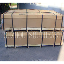 High quality aluminum plate/sheet 8011 H18