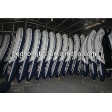 barco de pesca de barco inflável do esporte