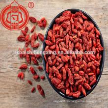 (280 Grains / 50g) Beneficios de salud de wolfberry chino, fruta de Yishaotang gouqizi -280 tamaño Medlar rojo, Boxthorn,