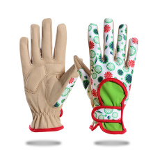 Jacquard Cycling Gloves Full Finger Can be OEM