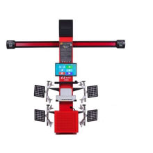 3D Four Wheel Alignment Machine Price, Wheel Aligner System Ds6