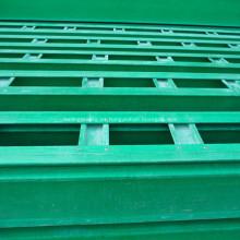 La mejor bandeja de cable de escalera de FRP para exteriores, confiable