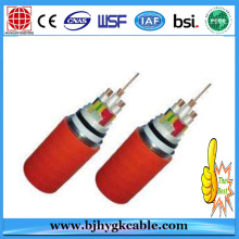 XLPE Insulated Low Smoke Zero Halogen Medium Volt 11KV Cable