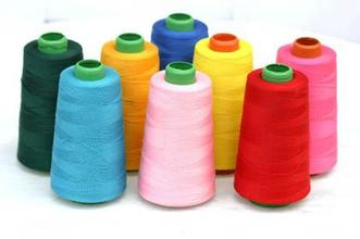 100% Polyester Spun Yarn 40S/2 5000Y Sewing Thread