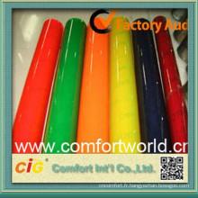 La Chine bonne qualité souple Flexible PVC feuille transparente