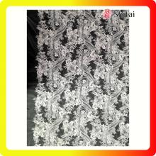 high quality Fancy wedding fabric