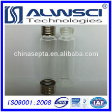 20ml 22.5*46mm screw head space glass bottle