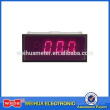 Medidor de panel digital con prueba de voltaje LED PM3416