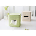 Plastic Desk Organizer Tissue Box Napkin Holder
