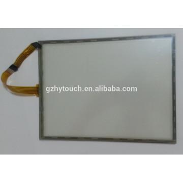 15inch 5 alambre panel resistente de la pantalla táctil para la máquina de la posición
