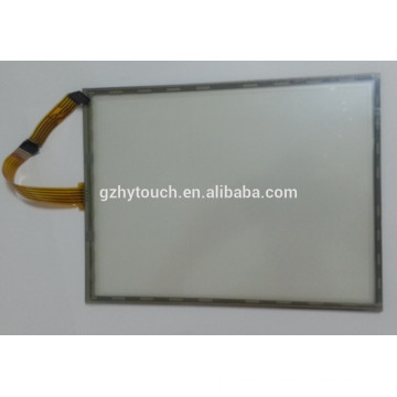 15inch 5 wire resistive touch screen panel for Pos machine
