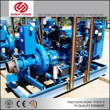 14inch Diesel Wasserpumpe für 300 Acres Farmlands Bewässerung