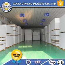 Photobook d'approvisionnement d'usine de jinan panneau de mousse de PVC de 1mm