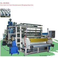 Co-Extrusions-Kunststoff-Stretch-Frischhaltefolienausrüstung