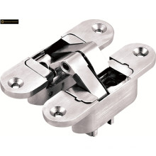 Stainless Steel Concealed Gate Door Hinge, Cross Hinge