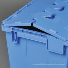 Recipientes de plástico para assentamento de PP