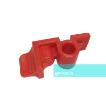 Red Medical Injection Molding Nylon Material H13 Steel