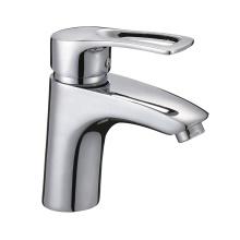 B0052-F Single handle bathroom basin faucets mixer taps zinc basin faucet