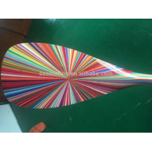 Type OEM peint couleur balde stand up paddle