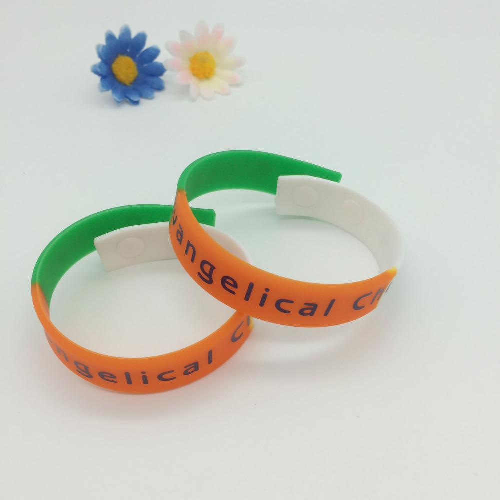 Adjustable Silicone Bracelets