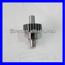 Small gear and shaft best supplier