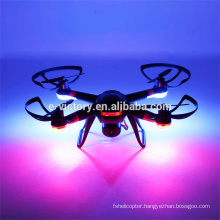 New toys for kid 2.4G 3D rc quadcopter with HD camera RTF quadcopter camera toys