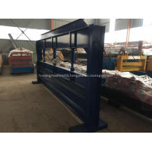 Iron plate hydraulic steel bending metal machine