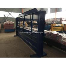 Machine à cintrer le métal hydraulique en acier de plaque de fer