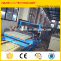 PU Sandwich Panel Production Line, Continuous PU Sandwich Panel Making Machine