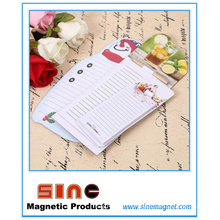 Creative Personalized Magnet Fridge Magnetic Memo Pad