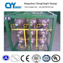 Serrure de cylindre à gaz argon à l'azote en oxygène offshore