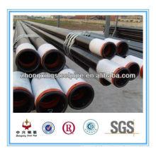 2013 высокого качества API 5L бесшовные стальные трубы для газа и нефти/воды