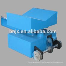 Alta calidad. 12Tons decoiler hidráulico de la bobina de acero para la venta