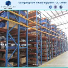 Estante de piso del entrepiso de acero del estante multi del estante con SGS / ISO
