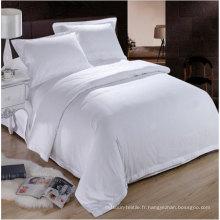 100% coton usine de linge de lit hôtel en gros à Nantong (DPFB80100)