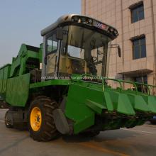principio de trabajo de equipo de cosecha de maíz de agricultura