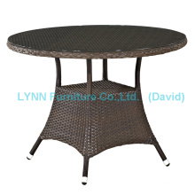 Wicker Furniture Round Coffee Table Rattan Table