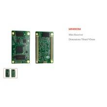 MINI tarjeta receptora de pantalla led.