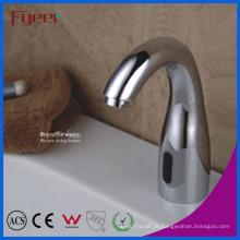 Fyeer venda quente fria apenas sensor automático torneira (qh0113)