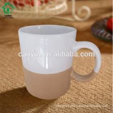 Alimentos contato segura popular porcelana desconto melhor caneca de café dom