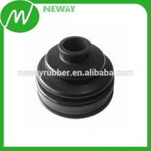 Kundenspezifische Form Nitril Gummi Faltenbalg für Staub und Öl Beweis