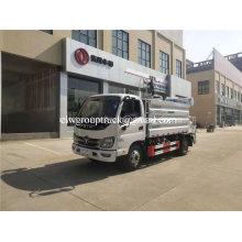 5cbm sprinkler with dust suppression truck