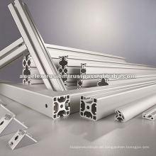 Aluminiumextrusion für Maschinenteile