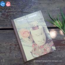 Livre portable promotionnel de nouvelle couverture colorée (NP (A6) YB-192P-0004)