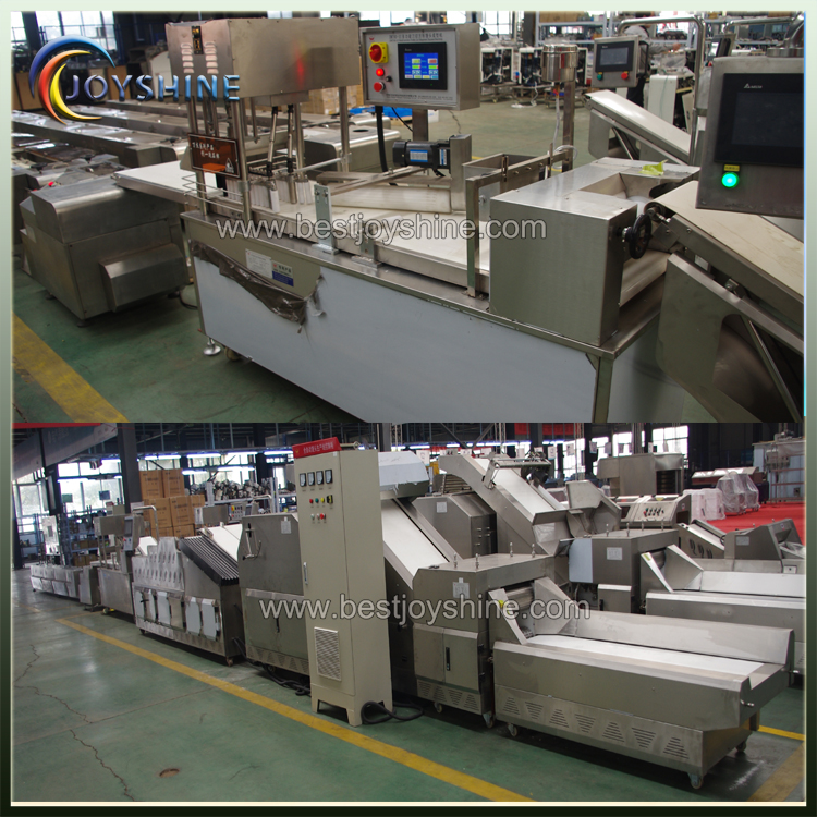 Automatic Round Steamed Bread Making Production Line