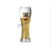 Fertige handgemachte Bierglasflasche für Großhändler