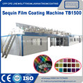 PET-Pailletten-Film-Beschichtungs-Maschine TB1100
