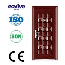 Smart metal security interior steel doors